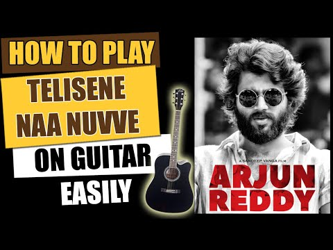 Breakup Song - Guitar Tutorial - Telugu Guitar Songs
