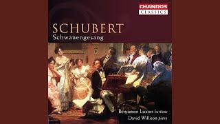 Schwanengesang, D. 957: No. 1. Liebesbotschaft