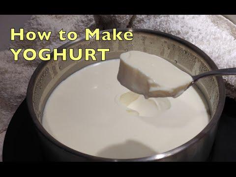 How to make Yoghurt 3 Ingredient cheekyricho thermochef tutorial