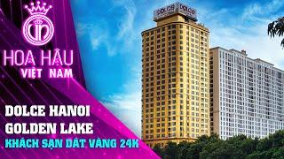 DOLCE HANOI GOLDEN LAKE - Khách sạn DÁT VÀNG 24K độc nhất Hà Nội