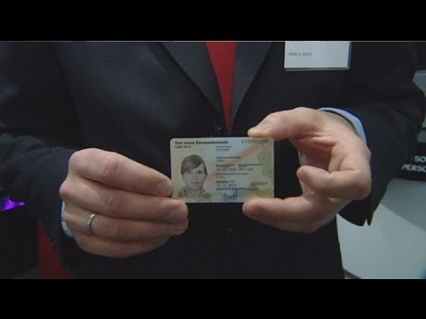 euronews U talk - Is an EU identity card on the cards?