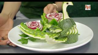 Cover images 4 Creative Arts On Vegetables from FFJ