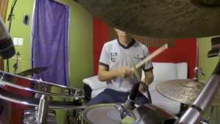 Israel Houghton - Going to another level (Drum Cover)