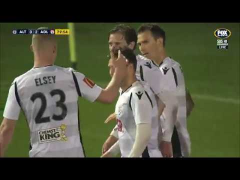 FFA Cup 2018 Quarter Final | APIA Leichhardt v Adelaide United Highlights