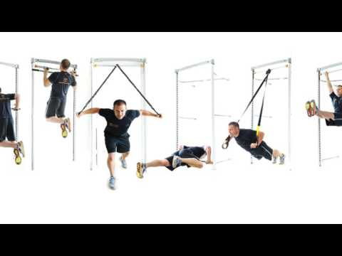 bodyweight exercise equipment circuit training system