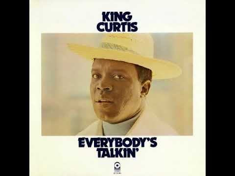 King Curtis  Groove me