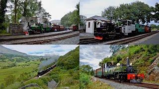 Ffestiniog Railway - 3rd August 2019