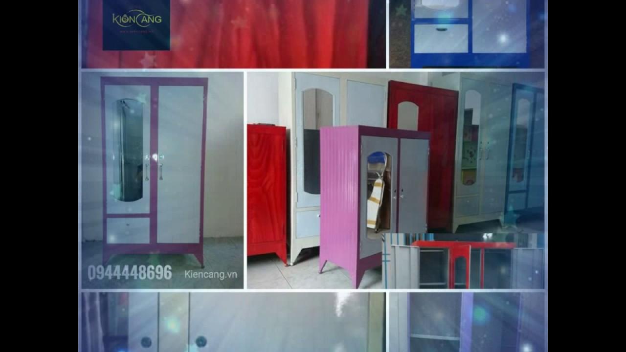 Tủ sắt quần áo Kiến Càng  0944448696
