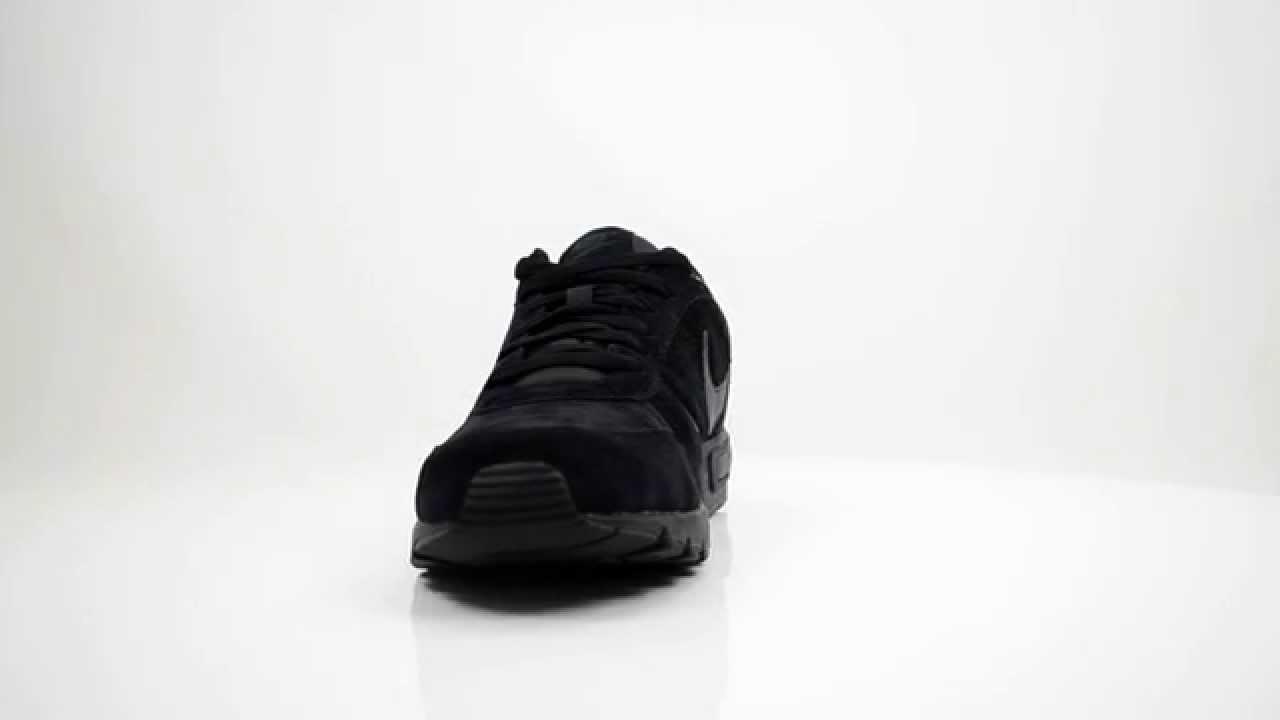 online store 7e26e 4605d NIKE NIGHTGAZER HEREN SNEAKERS BLACK