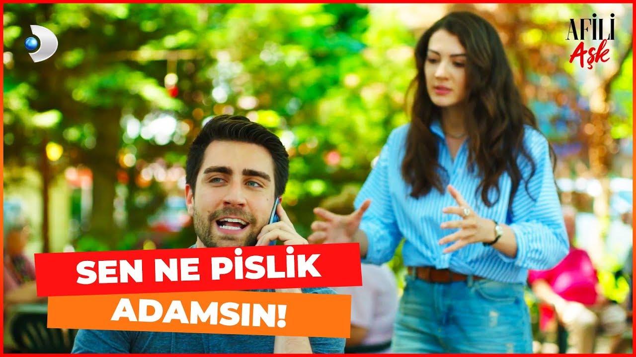 Ayşe, Kerem'in Şirket İçin Evlendiğini Öğrendi! - Afili Aşk 3. Bölüm