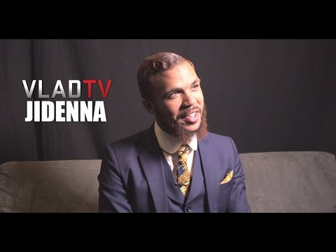 """""""Jidenna Details His Choice to Wear Tailored Suits as a Rapper"""""""