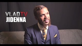Jidenna Details His Choice to Wear Tailored Suits as a Rapper