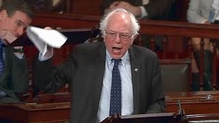 Bernie Exposes Weaselly GOP Plan To Cut Medicare & Social Security