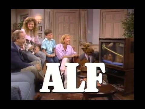 Alf Season 3 Opening and Closing Credits and Theme Song