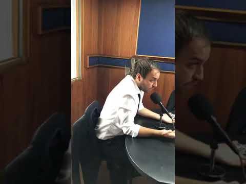 Entrevista Radio Santiago