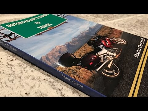 Motorcyclist's Guide To Travel | Book Trailer