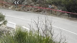 Ford Escort MK1 HillClimb Rally Fail
