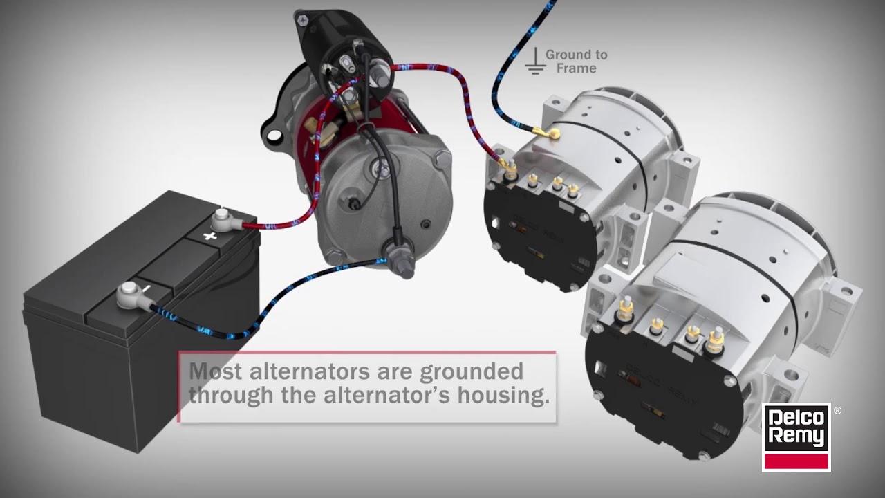 Brushless Generator Wiring Diagram
