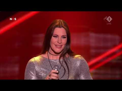 Tim Akkerman & Floor Jansen - Winner | Live At NOC*NSF Award Show