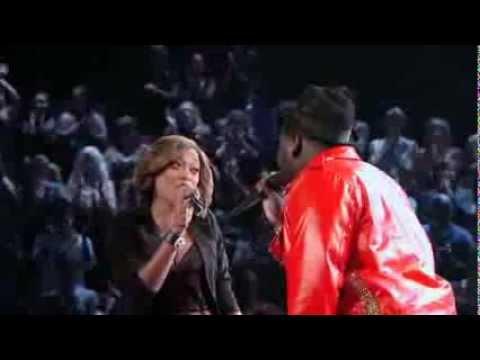 (The Voice) Trevin Hunte vs. Amanda Brown - Vision of Love