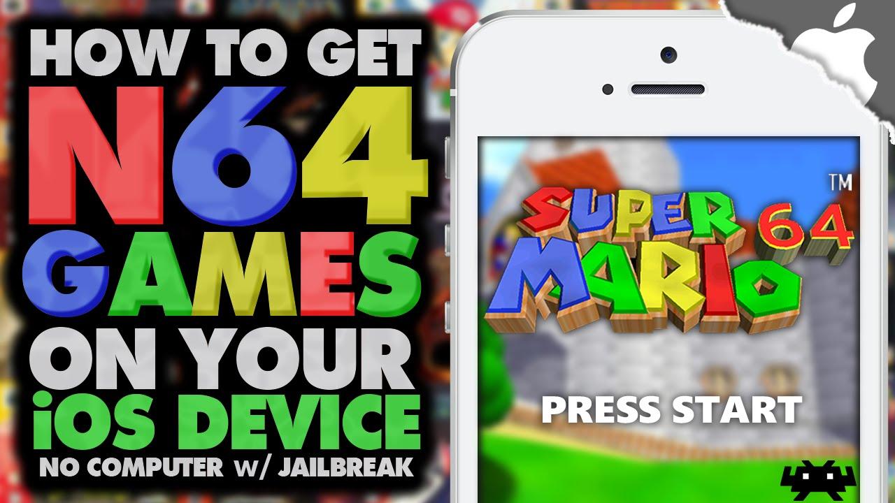 retroarch ios games download