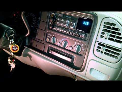 2015 Chevy Trailblazer >> Chevy, GMC truck/SUV blend door actuator/mode door actuator 1990-1998 - YouTube