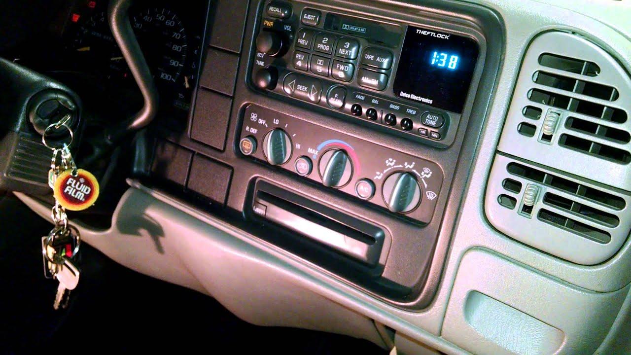 Pick Chevy Blendor Location 79