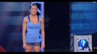 Kacy Catanzaro - Watch This Woman Completely Own the American Ninja Warrior Course