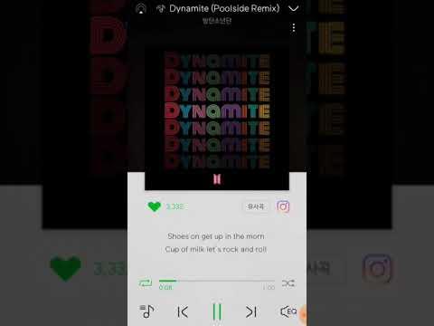 Download BTS Dynamite Poolside Remix #DynamiteSummerRemixes
