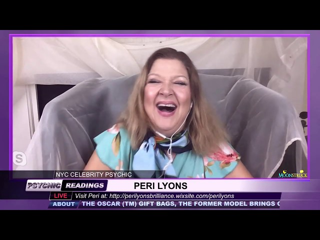 NYC Celebrity Psychic - August 14, 2019