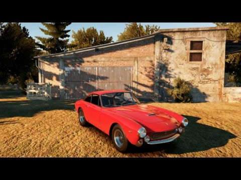 Forza Horizon Alle Scheunenfunde All Hidden Barn Cars Youtube