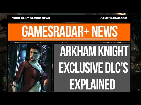 GR News - Batman Arkham Knight Retailer Exclusives In Detail