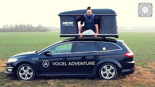 Fotograf lebt vollzeit in seinem Auto - Dachzeltnomade Thilo