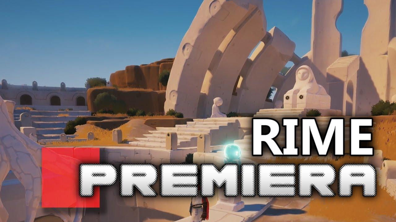 RIME – PREMIERA