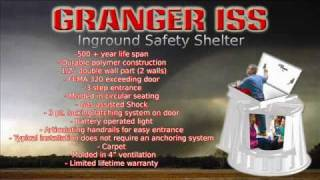 Tornado Shelter Manufacturing & Assembly