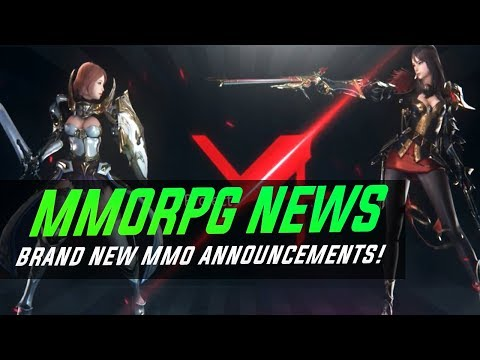 MMORPG News: WE GOT NEW MMOS! Dragon Nest 2, ArcheAge: Unchained, Project V4