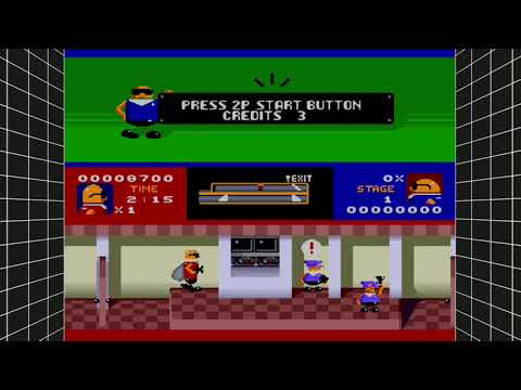 Review of Sega Genesis Classics Part 2 (XB1 Gameplay) thumbnail