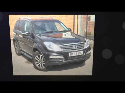 SsangYong Rexton W 2.0 EX 5dr Tip Auto for sale in Doncaster, South Yorkshire