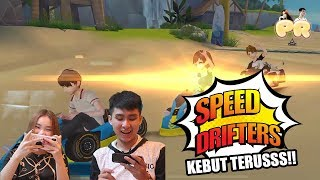 REVIEW GAMES SPEED DRIFTERS !!