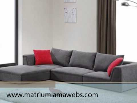 Matrium decoraciones y muebles youtube for Muebles de decoracion online