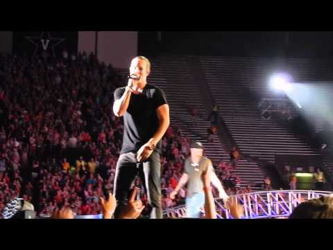 Luke Bryan & Florida-Georgia Line--Mountain Music & Faithfully--Vanderbilt Stadium--July 11, 2015