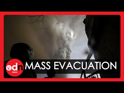 Philippines' Taal Volcano: