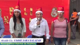 Gran Fiesta Navideña 2015 - Hualmay