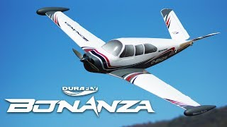 "Durafly Bonanza 950mm (37.4"") V-Tail Pnf - Hobbyking Product Video"