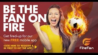 Best Fire Fan Gaming Sports App 2016