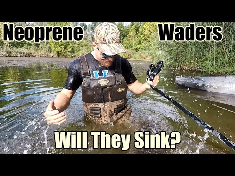 Do Chest Waders Pull You Under Or Float? (Full Of Water)
