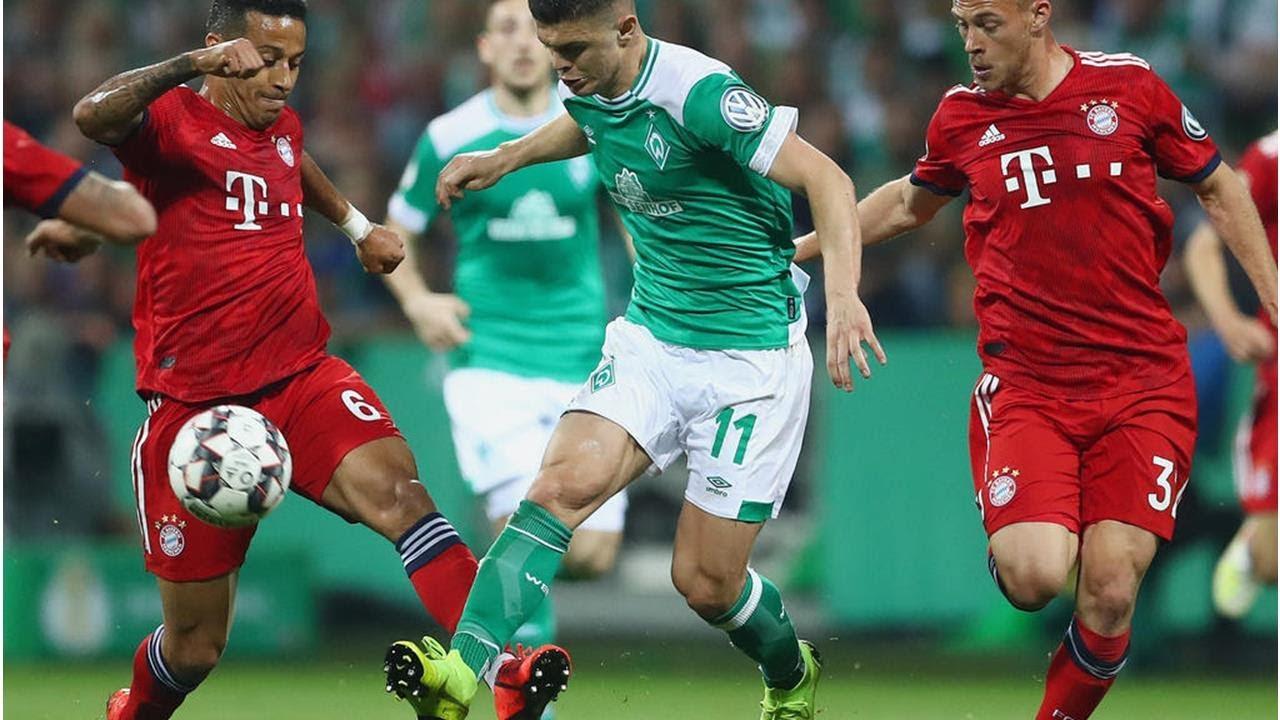Werder Bayern Dfb Pokal