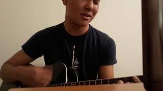 Медлячок на гитаре.