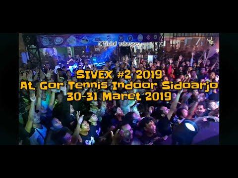 SIVEX #2 2019 At. Gor Tennis Indoor Sidoarjo 30-31 Maret 2019 #korakEvapor