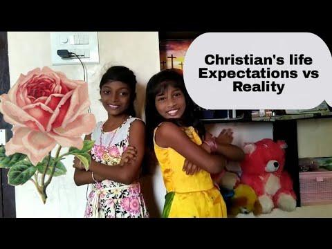 Tamil Christian drama # Christian's life expectations vs reality # comedy skit